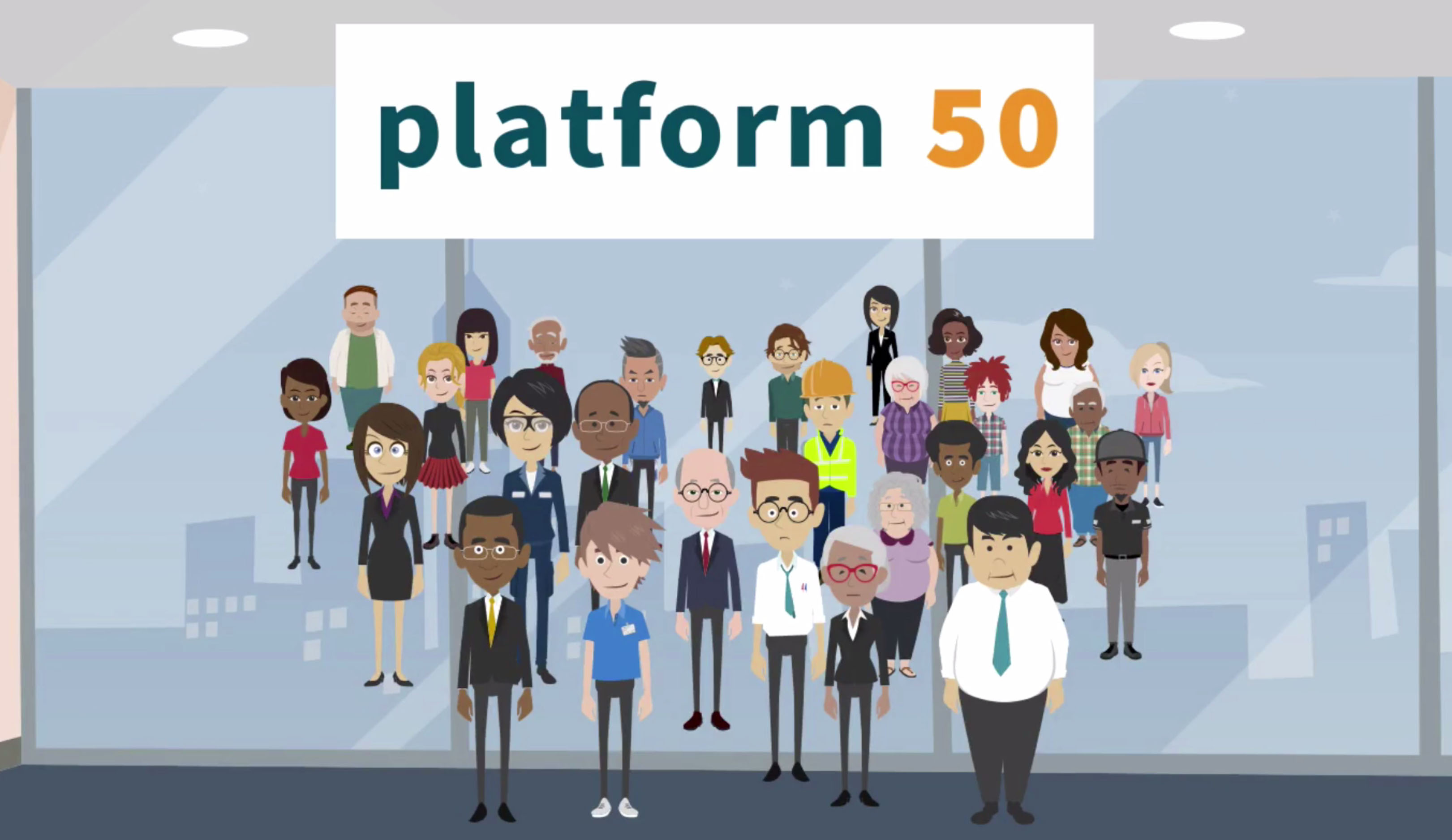 Employee retirement, retirement courses and financial education from Platform 50