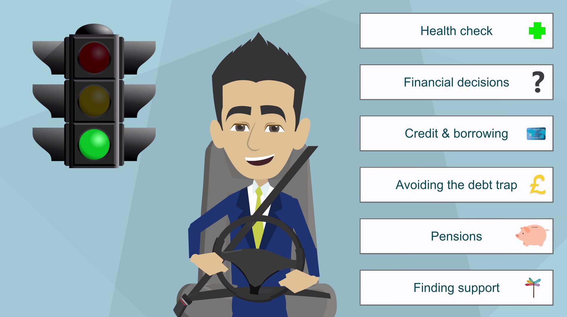Financial Education from Platform 50
